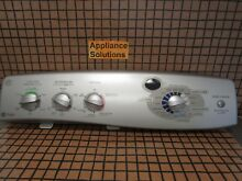 GE Washer Control Panel w Knobs  Gray  WH42X10797  WH01X10305   30 DAY WARRANTY