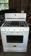 30  Frigidaire Gallery Slide In Gas Range Oven    499