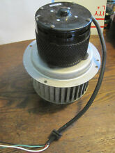 Jenn Air Downdraft blower motor and fan 7409P029 60   TESTED