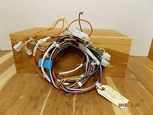 134710300 FRIGIDAIRE GAS DRYER HARNESS MAIN MULTI COLOR
