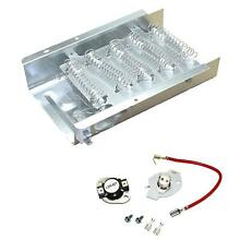 Dryer Thermostat Heating Element Roper Cloth Washer Dryers Part Accessories NEW