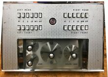 GE General Electric Oven Range Timer and Push Button Control 3AST20G14A1
