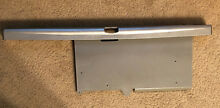 Frigidaire Dishwasher Control Panel Metallic Stainless 1547003 FDB4315LFC3