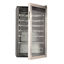 Smad Wine Cooler Fridge 35 Bottle Beverage Drinks Chiller Bar Home Under Counter