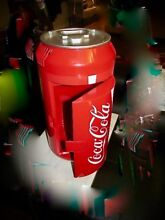 Coca Cola Can Mini Fridge Koolatron CC06 Thermoelectrictechnology Classic Design