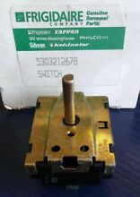 Frigidaire Range Stove Oven Selector Switch 5303212678 in OEM packaging