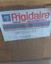 Frigidaire Washer Machine Timer Part   7534481  BRAND NEW   and yet obsolete