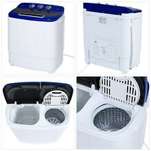 Washing Machine Cleaner Dryer Apartment Washer Combo Portable Space Saver Mini y