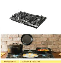 Brand METAWELL 30 Built in Cooktop Stove LPG NG Gas Hob Cooker Black Titanium