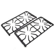Frigidaire Range Double Burner Grate Set 318560460 Black