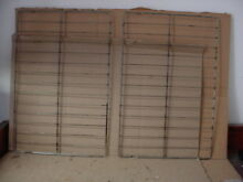 Frigidaire Range Oven Rack w  Staining Lot of 2 Part   316496201