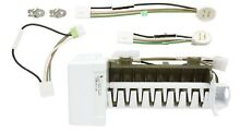 Whirlpool Ice Machine Genuine For 4317943 Kenmore Icemaker Maker Assembly Kit
