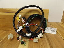 W10677671 KitchenAid Refrigerator OEM Wire Harness w Control Board