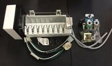 4317943  WP4317943 Ice Maker and 4318046 Water Valve for Whirlpool Refrigerator