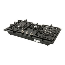 7  off Brand NEW 30 inch 3 Burners Cooktop Built in Stove NG LPG Gas  Burner Hob