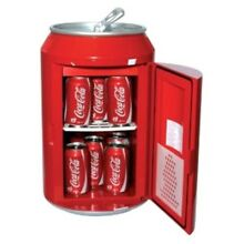 Coca Cola 10 8 Cu  Ft  Can Refrigerator Mini Fridge Cooler Retro CC10G