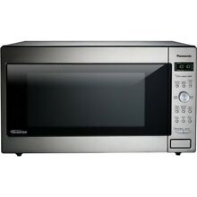 NEW Panasonic NN SD945S Microwave Oven 2 2cuft MWO Inverter SS NNSD945S