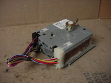 GE Commercial Washer Timer Part   WH12X10021