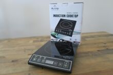Duxpot 9100MC Portable Induction Cooktop Countertop Burner Black