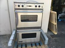 Viking Professional VEDO205 SS Double Wall Oven