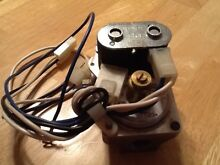 Dryer Gas Valve with solenoids Whirlpool FSP 694054  NEW