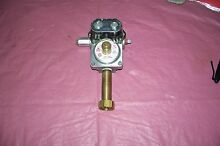 FRIGIDAIRE DRYER GAS VALVE   131180500 SEE PICTURES