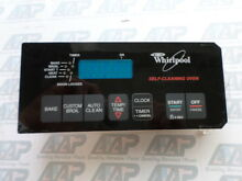 3196244 Whirlpool Black Stove Range Control  1 Year Guarantee  Same Day Ship