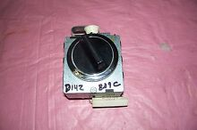 FRIGIDAIRE DRYER TIMER WITH KNOB   D142839C SEE PICTURES