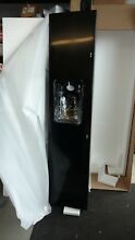 Samsung DA91 03031W Refrigerator Freezer Door Assembly  Black