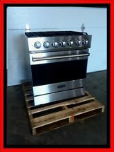 Viking RVDR3305BSS 30   Freestanding Dual Fuel Range Stainless Steel