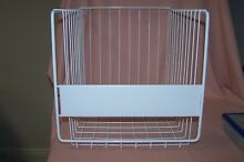 Kenmore Coldspot Elite Refrigerator Freezer Basket Middle Basket
