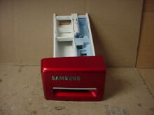 Samsung Washer Drawer Assembly w  Red Handle Part   DC97 16056B