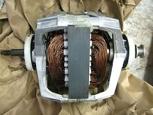 NEW  137115900 Frigidaire Dryer Drive Motor and Pulley