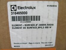 NEW UNOPENED BOX  316465000 Frigidaire Range Element Surface