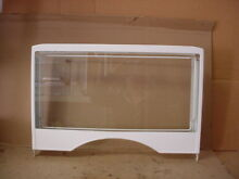 GE Refrigerator Snack Pan Shelf Very Lite Rust Part   WR71X10432