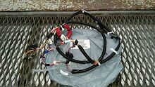 NEW OEM WHIRLPOOL CABRIO WASHER COMPLETE WIRING HARNESS   W10297443