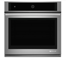 Jenn Air 30  Stainless Steel Single Electric Convection Wall Oven JJW2430DP