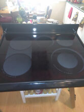 GLASSTOP AND ALL ELEMENTS INCLUDED FRIGIDAIRE MODEL PLEF98CCC