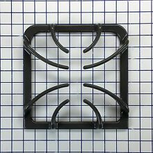 NEW Genuine OEM Frigidaire SINGLE BURNER GRATE 316202401 Porcelain Gray