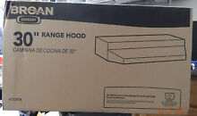 BROAN RANGE HOOD Duct Free 30 In StainlesS STEAL 413004