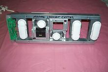 OEM MAYTAG WASHER DRYER LAUNDRY CENTER SWITCH BANK SEE PICTURES