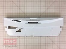 NEW Frigidaire OEM Dishwasher WHITE CONTROL PANEL 154468701