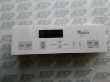 3196769 Whirlpool White Stove Range Control  1 Year Guarantee  New Face