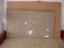 GE Refrigerator Shelf Glass  NOT Crisper  Part   WR32X1063
