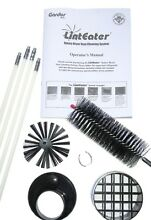 LintEater Dryer Vent Lint Removal Cleaning System 10 Piece Kit