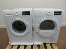 Bosch 500 Series 24  Front Load Washer and Dryer WAT28401UC   WTG86401UC IMG