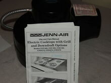 JENN AIR  MAYTAG COOKTOP DOWNDRAFT BLOWER FAN MOTOR