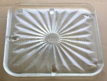 Used Microwave Oven Glass Plate   Tray 15 5 8 X 15