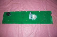 KENMORE WHIRLPOOL WASHER CONTROL BOARD   W10189970 SEE PICTURES