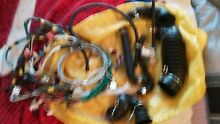 Samsung washer parts WF330ANW XAA front load Contolllers wiring  tubes  pump sea